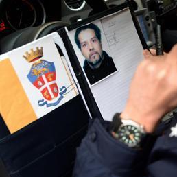 La foto del killer evaso Bartolomeo Gagliano (Ansa)