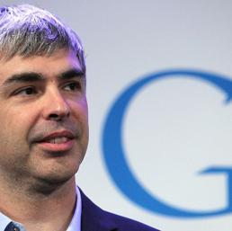 Larry Page (Afp)