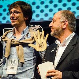 Nicola Mattina e Giuliano Iacobelli (Foto di Dan Taylor/Heisenberg Media)