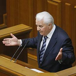 Leonid Kravchuk (Epa)