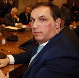 L'amministratore delegato di Electrolux Italia, Ernesto Ferrario (foto Ansa)