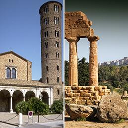 Ravenna e Agrigento (Corbis)