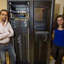 Il software Quasar, concepito da due ingegneri dell'università californiana, Christina Delimitrou e Christos Kozyrakis.