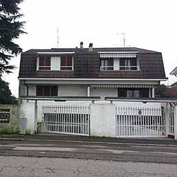 La villa, confiscata nel 2000, apparteneva ad un narcotrafficante vicino alla famiglia Guzzardi-Di Marco legata ai Corleonesi
