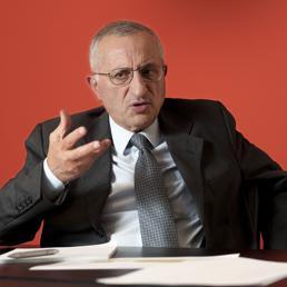 Vito Gamberale (Contrasto)