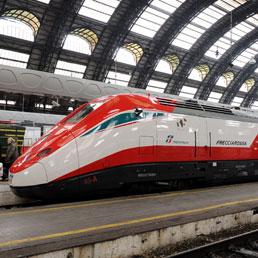 Treni il frecciarossa debutta sulla milano venezia il - Partenze treni verona porta nuova ...