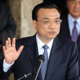 Il premier cinese Li Keqiang (Afp)