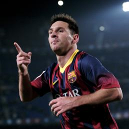 Lio Messi (Afp)