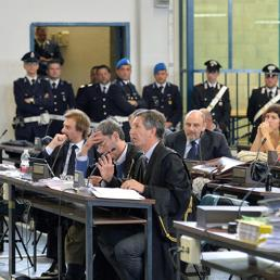 L'avvocato della difesa Claudio Novaro (Ansa)