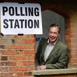 Nigel Farage (Epa)