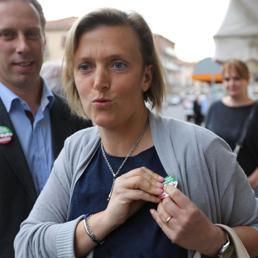 Benedetta Renzi (foto Ansa)