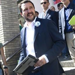 Matteo Salvini (Sintesi Visiva)