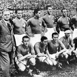 L'Italia campione del Mondo nel 1934 (Olycom)