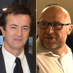 Giorgio Gori e Filippo Nogarin