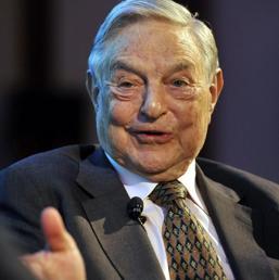 George Soros (Ansa)