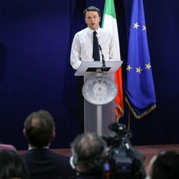 Matteo Renzi (Epa)