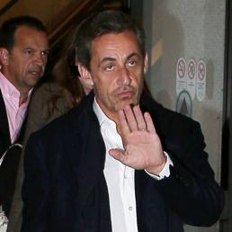 Nicolas Sarkozy (Olycom)