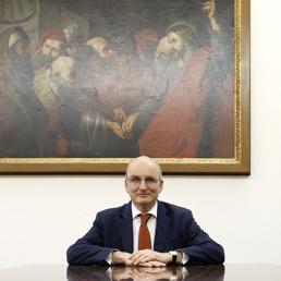 Ernst Von Freyberg (Reuters)