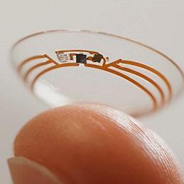 Google punta sulla salute: lenti a contatto smart insieme a Novartis - Il Sole 24 ORE