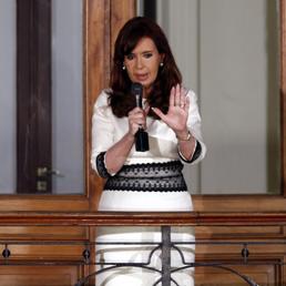 Cristina Fernandez de Kirchner (Reuters)