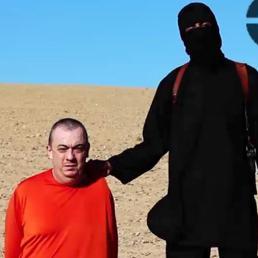 Nella foto il secondo ostaggio britannico nelle mani dell'Isis, Alan Henning (AFP Photo) (AFP)