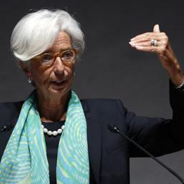 Christine Lagarde (Reuters) (REUTERS)