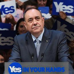 Alex Salmond  (Epa) (REUTERS)