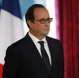 Francois Hollande  (Afp) (REUTERS)