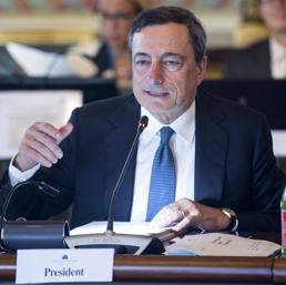 Mario Draghi (LaPresse) (LaPresse)