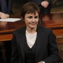 Simona Vicari, sottosegretario allo Sviluppo economico (foto Ansa)