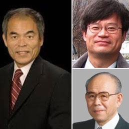 Shuji Nakamura, Hiroshi Amano, Isamu Akasaki