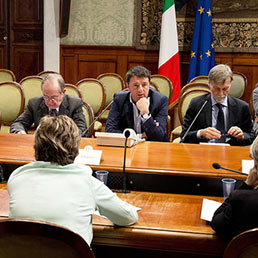 (Foto: Palazzo Chigi)