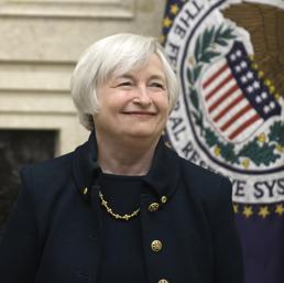 Janet L. Yellen (Foto Afp)