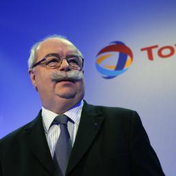 Christophe Jacquin de Margerie(Bloomberg) (Bloomberg)