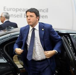Matteo Renzi (Ansa) (AFP)