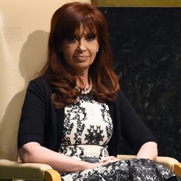 Cristina Fernandez de Kirchner (Afp)