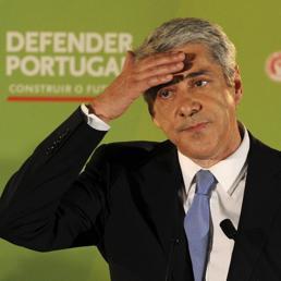 Jose Socrates (Afp) (AFP)