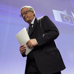 Jean-Claude Juncker (foto Epa) (EPA)