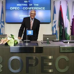 Il segretario generale dell'Opec, Abdallah El Badri (Reuters) (REUTERS)