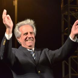 Tabaré Vazquez, nuovo presidente dell'Uruguay (Reuters)