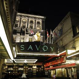 Hotel Savoy, Londra (Corbis)