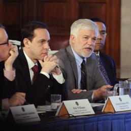 Il Commissario dello stato alla Sanità, Howard Zucker