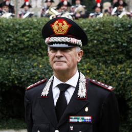 Tullio Del Sette è il nuovo comandante generale dell'Arma dei Carabinieri. (Agf)