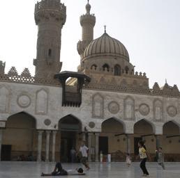 Al-Azhar, la più importante istituzione islamico-sunnita. (Reuters)