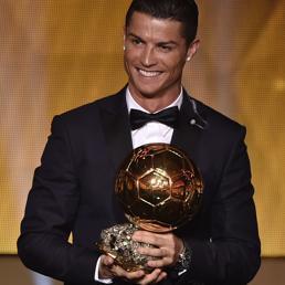 Cristiano Ronaldo. (Afp)