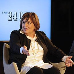 Il direttore dell'agenzia delle Entrate, Rossella Orlandi