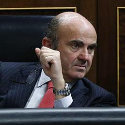 Luis de Guindos (Epa)
