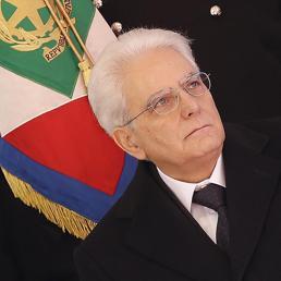 Il presidente della Repubblica Sergio Mattarella. (Ansa) (ANSA)