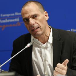 Yanis Varoufakis  (Ap/Ansa) (AP)