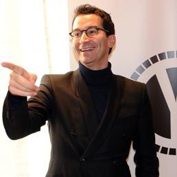 Federico Marchetti, fondatore e amminstratore delegato di Yoox (Ansa) (ANSA)